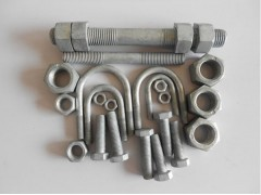 热镀锌螺栓螺母