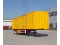 LKB9402XXY型厢式运输半挂车