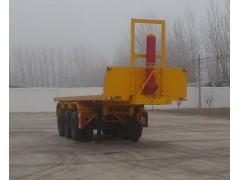 LKB9400ZZXP型平板自卸半挂车
