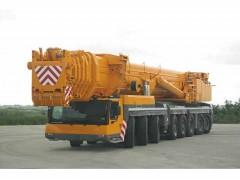 400吨吊车展示