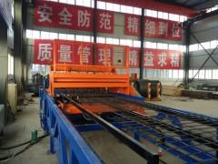 隧道支护网排焊机