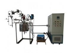 带冷凝装置自动化反应釜