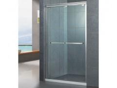 钻石型隔断淋浴房