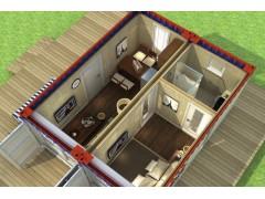 集装箱房屋设计