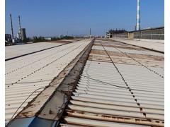 彩钢板屋顶施工前