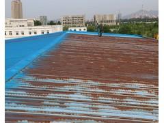 彩钢板屋面防水对比图