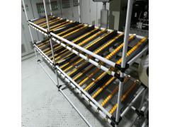 铁线棒流利货架