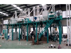 大米加工设备50吨到100吨
