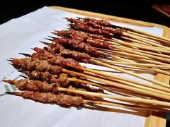 特色小肉串