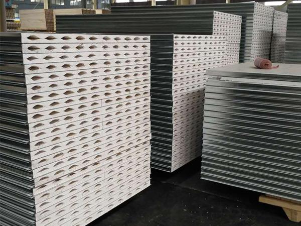 净化硫氧镁芯材