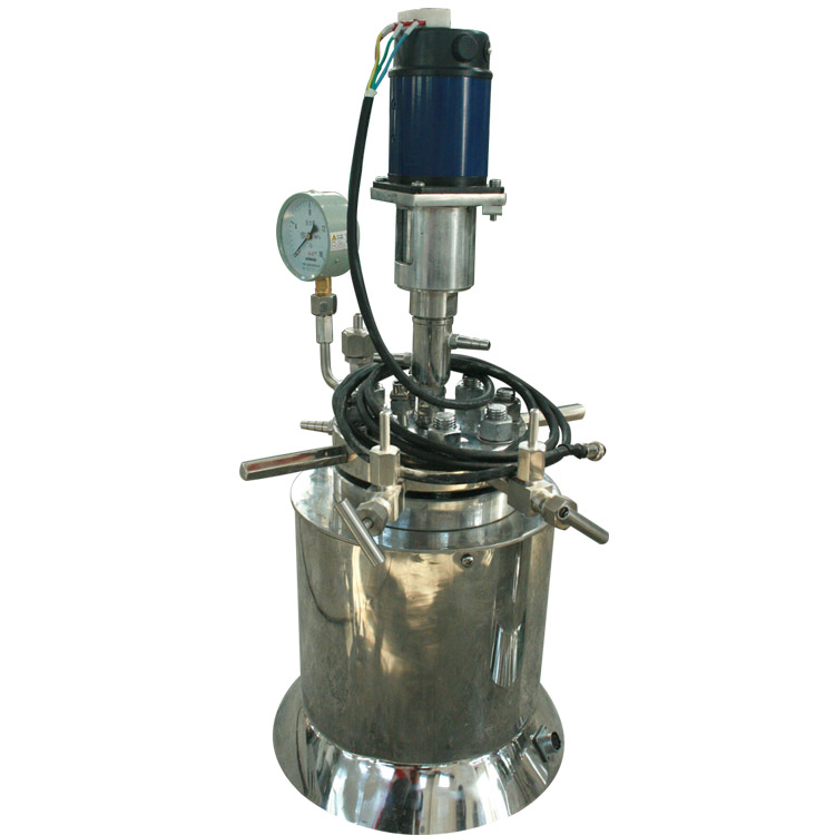500ml不锈钢高压反应釜