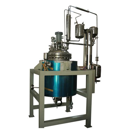 300L脂化萃取反应釜