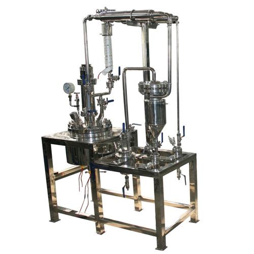 10L聚酯缩聚反应釜