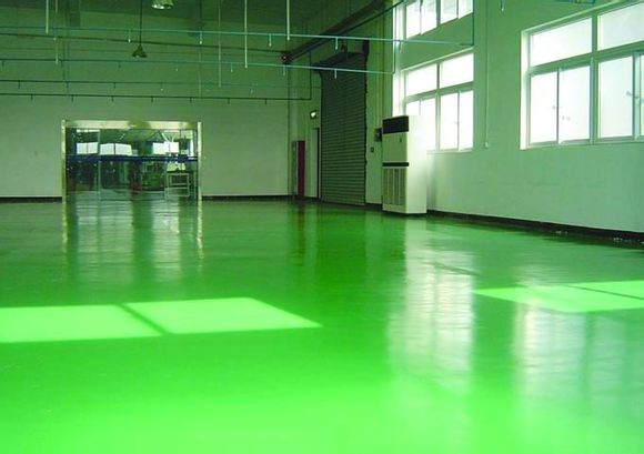 溶剂型|耐磨经济环氧地坪