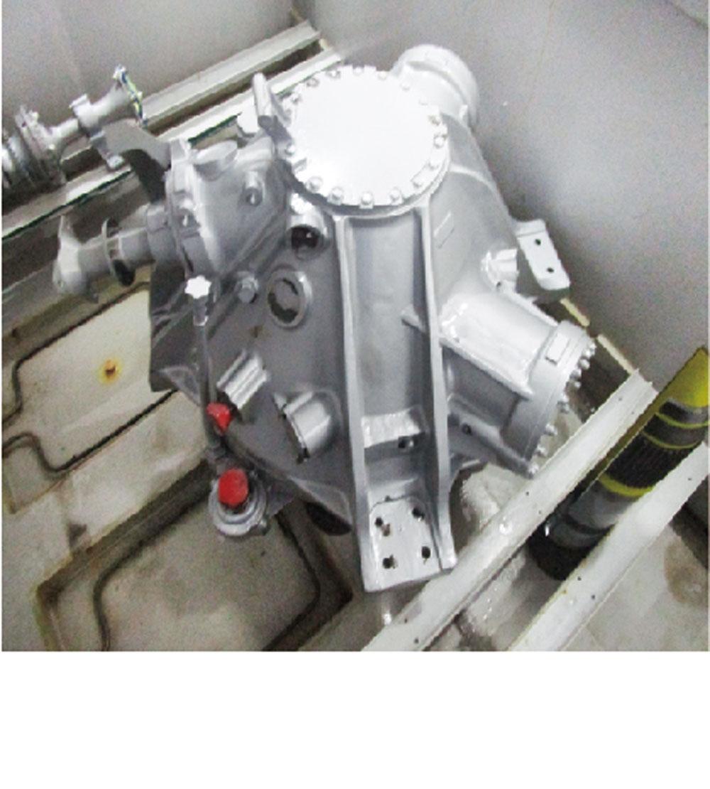 TYH传动系统酸性盐雾试验