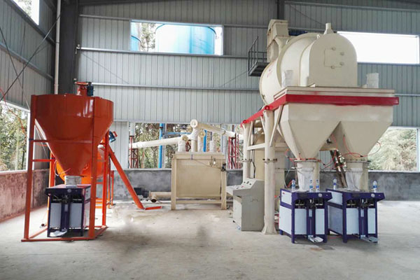 专业制造砂浆设备
