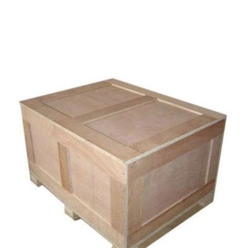 免蒸熏木箱