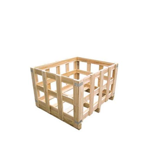 沈阳半封闭木箱