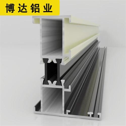 断桥铝门窗型材(断桥铝门窗配件)