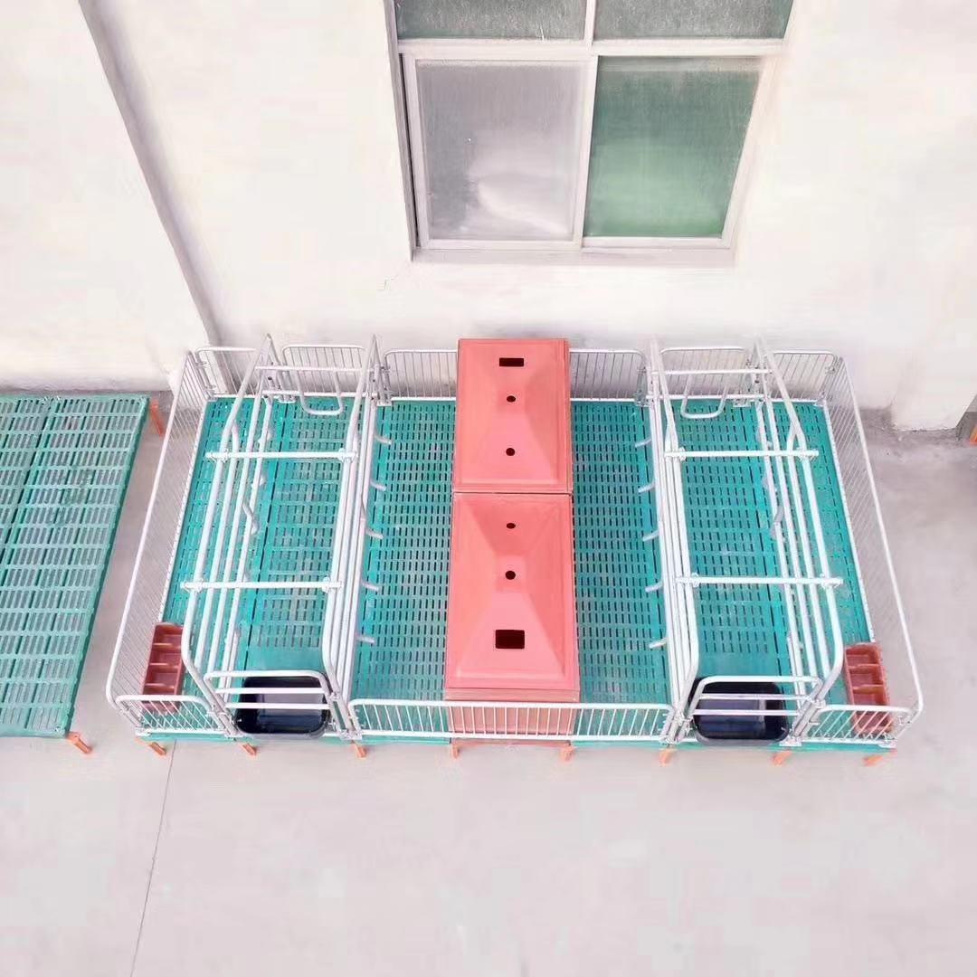 养猪设备 定位栏 保育床 母猪产床 漏粪板 限位栏